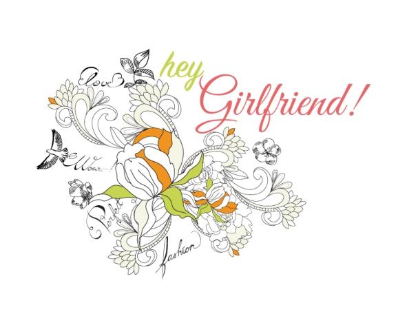Logo Development Flower | HeyGirlfriend.Net
