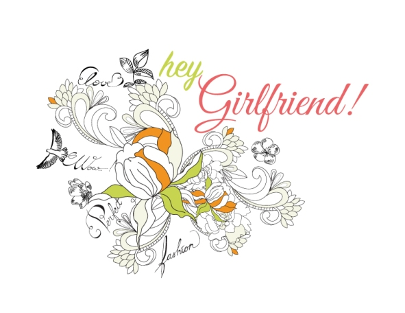 Logo Development Flower | HeyGirlfriend.Net