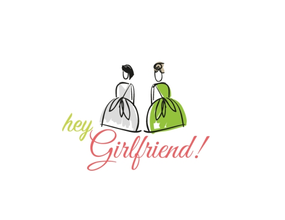 Logo Development Girlfriends | HeyGirlfriend.Net