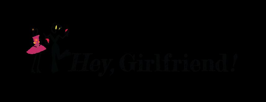 our final logo | HeyGirlfriend.Net