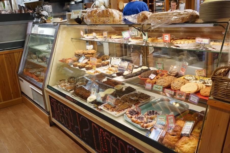 Bakery food case