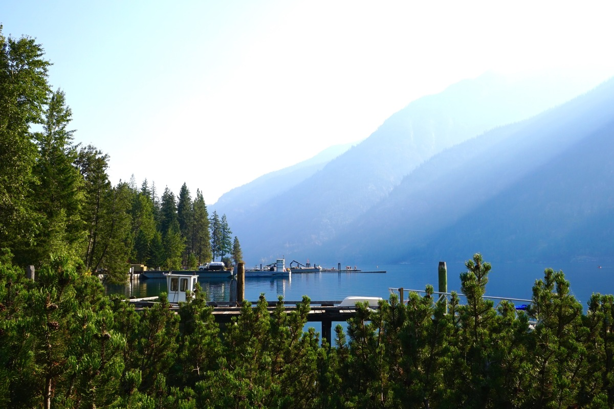 Weekend in Stehekin