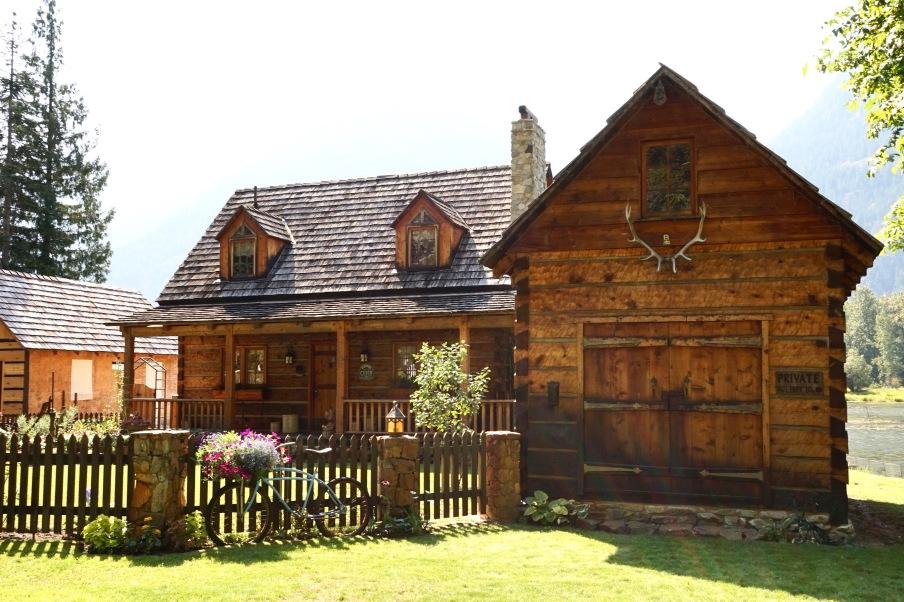 Favorite house in Stehikin