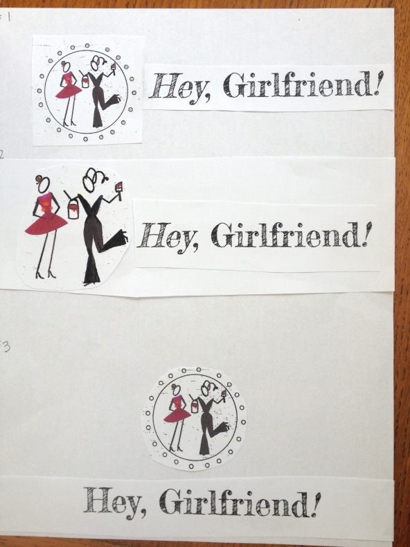 Logo Development | HeyGirlfriend.Net