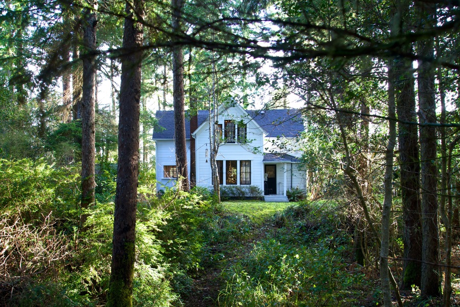 Jamison Cottage Frontyard