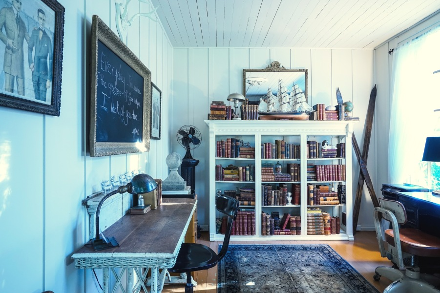Joe's Library, Jamison Cottage