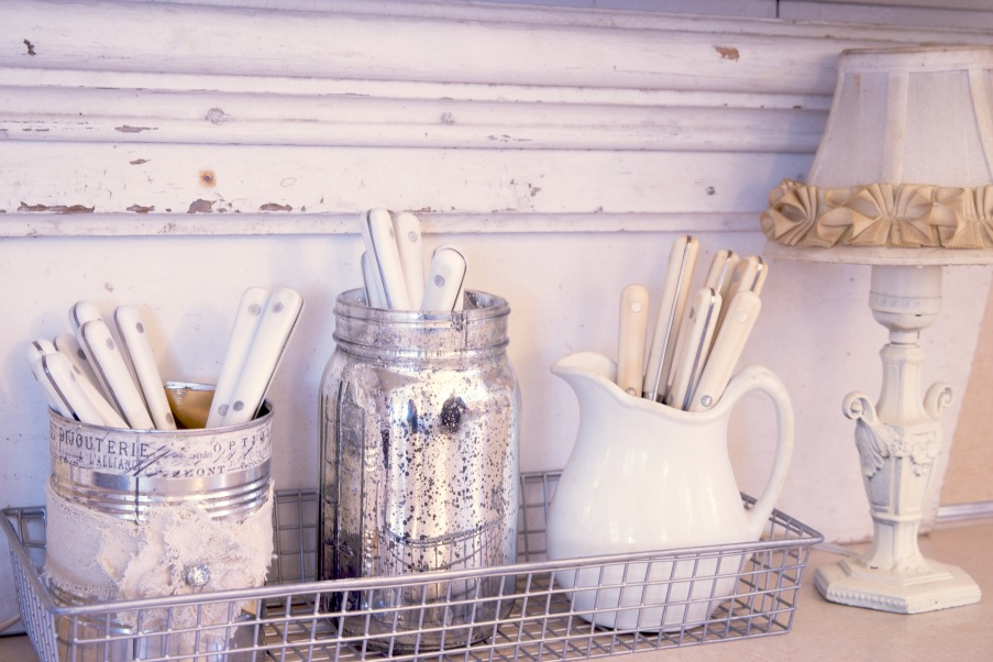 Jamison Cottage flatware storage