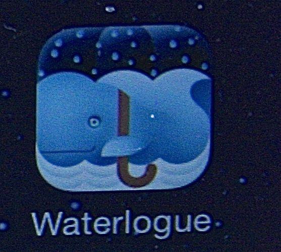 Waterlogue logo