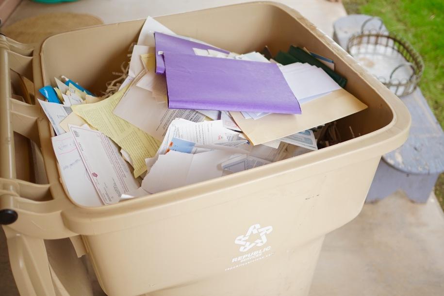 Purged files.