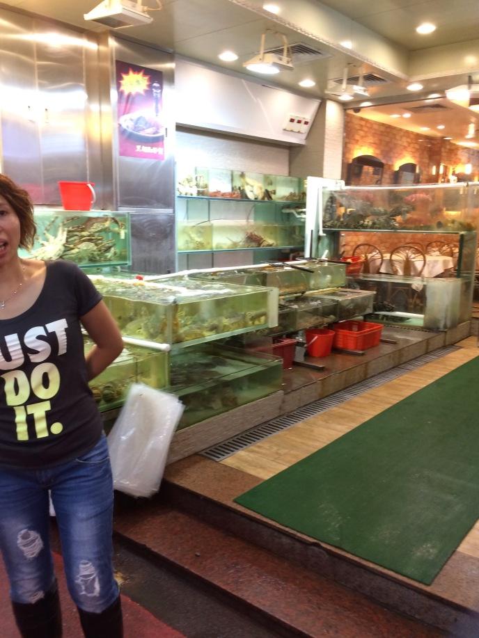 Lei Yue Mun Seafood Market