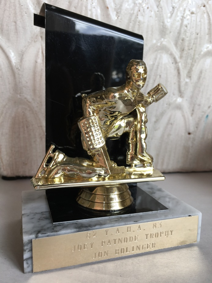 Hockey award