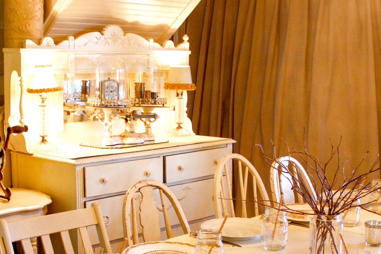 Jamison Cottage dining room