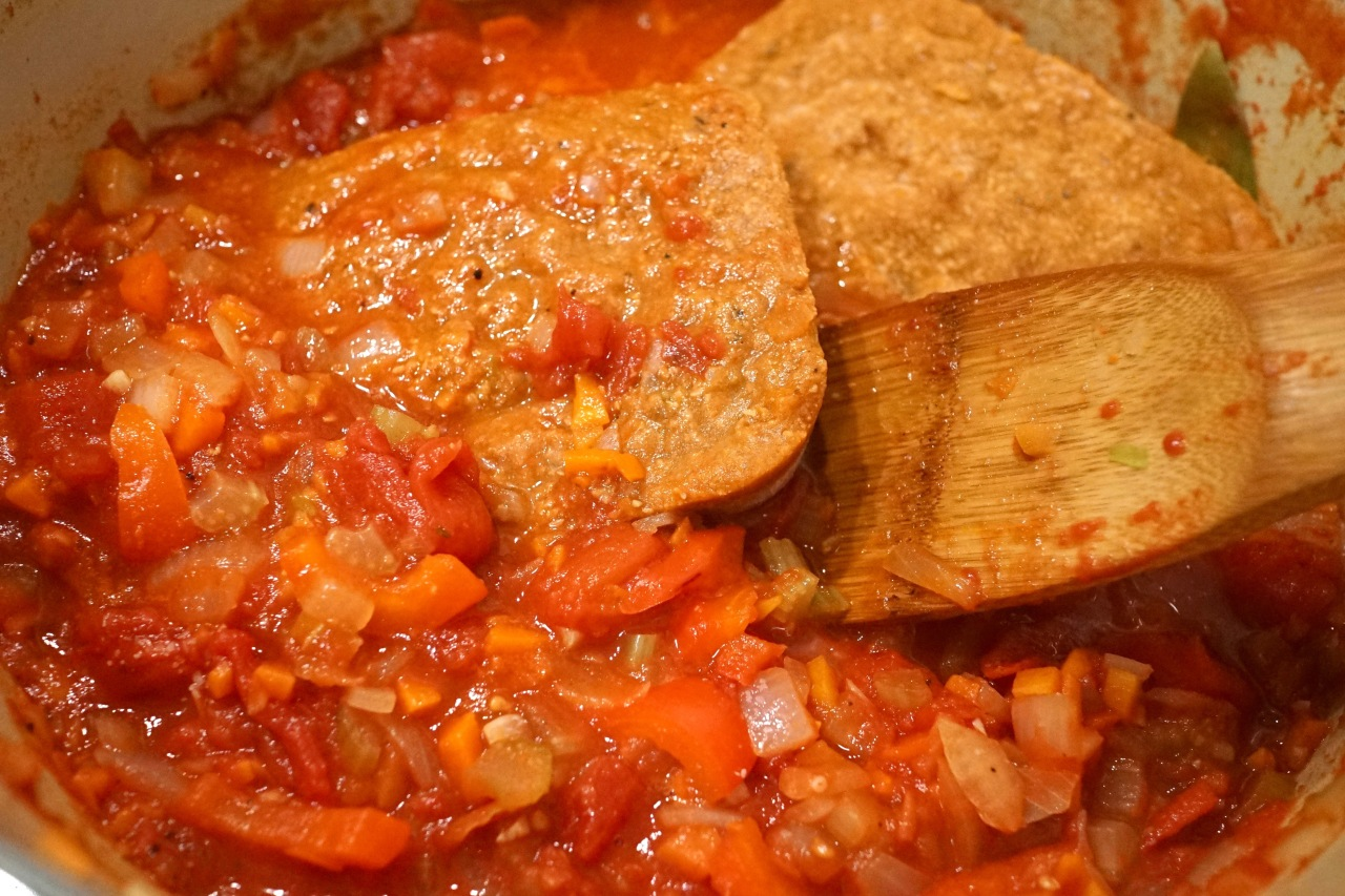 Bolognese Sauce, the cheater's way