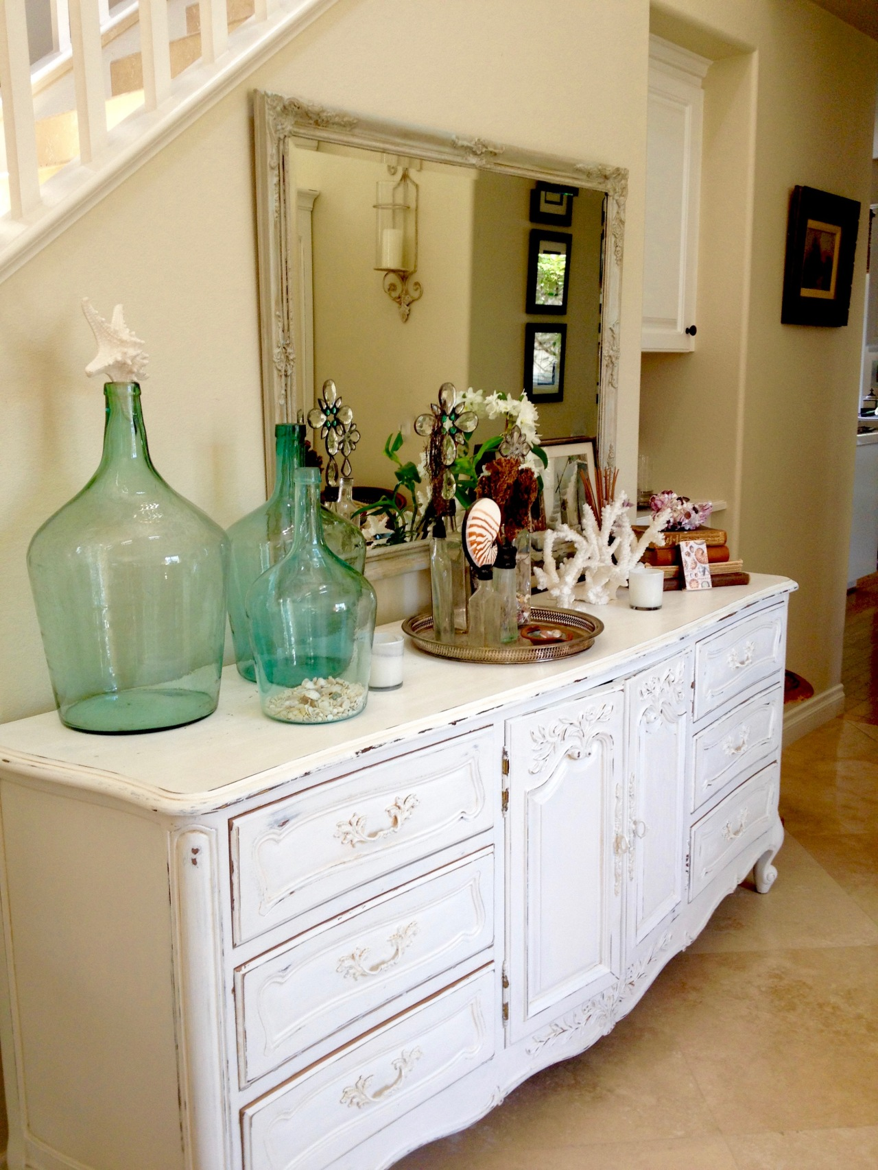 HeyGirlfriend.Net ~ Daring Furniture Facelifts ~ Befores and Afters