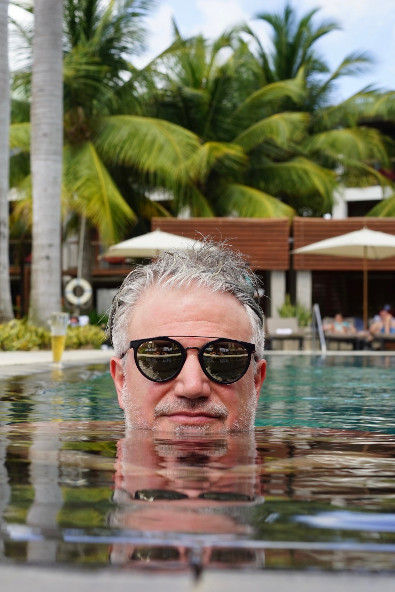 Jon-in-pool