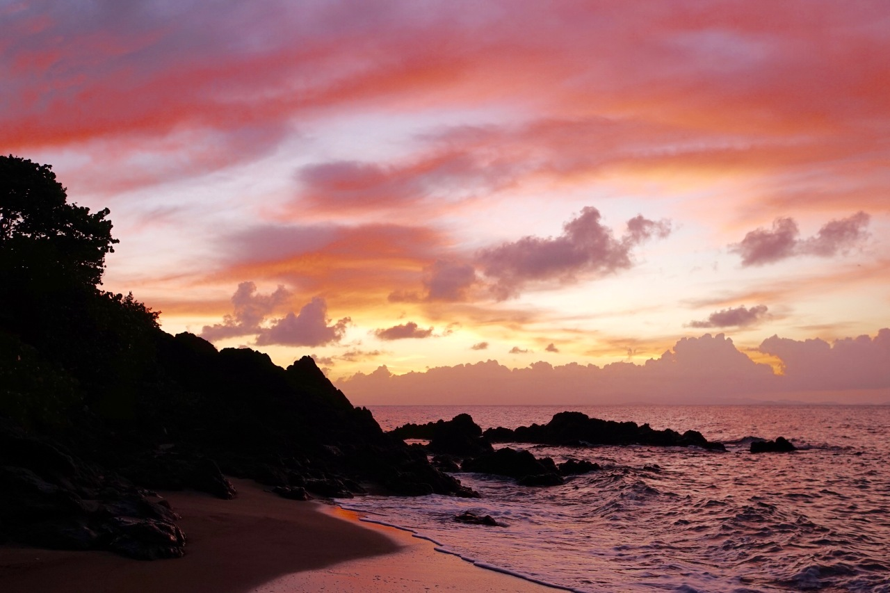 Sunset-Vieques