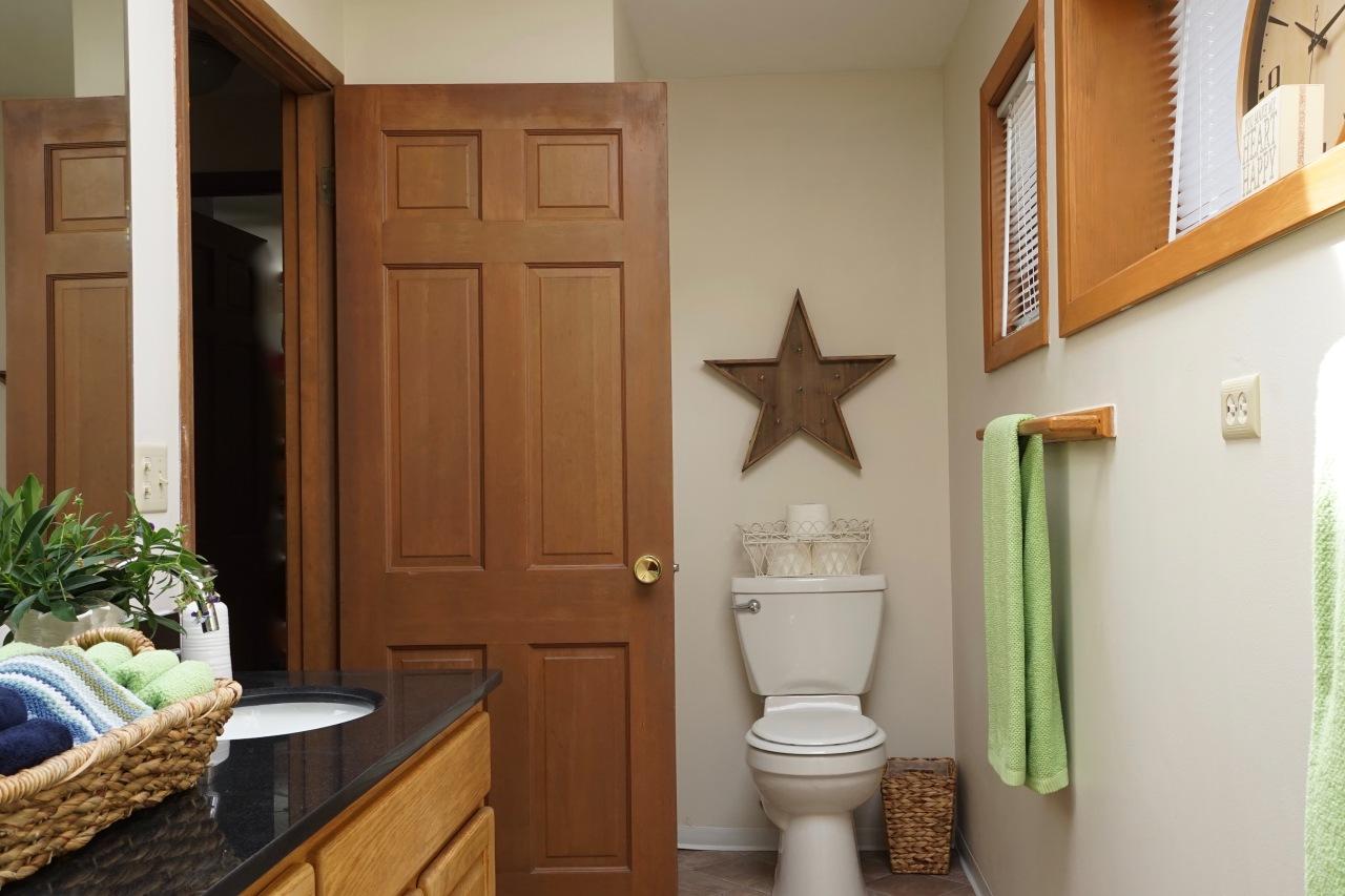 Rental House Bathroom
